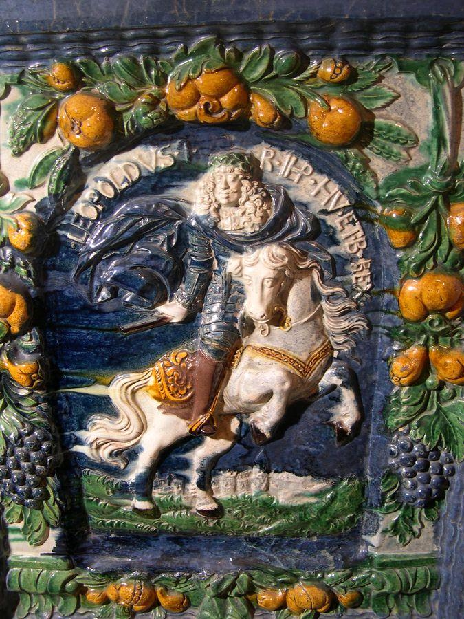 Barockerkurfürstenkachel