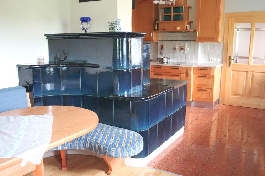 Ofen für Wohnküche